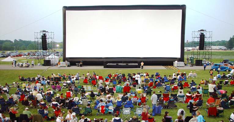 Best Places to See Outdoor Cinema in London