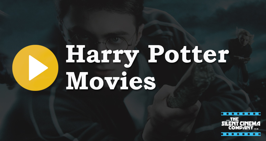 Harry Potter Movies So Far (Including Fantastic Beasts)