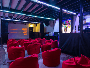 outdoor cinema hire london